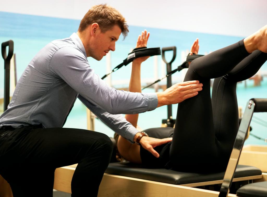 Nick Kane- Sports Physiotherapist